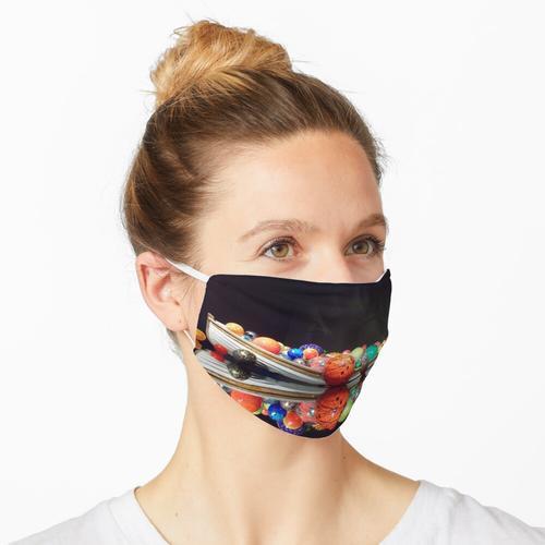 Bootsblasen Maske