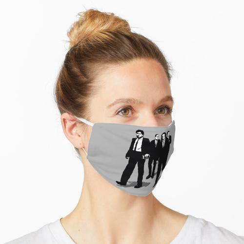 Trauzeugen Maske