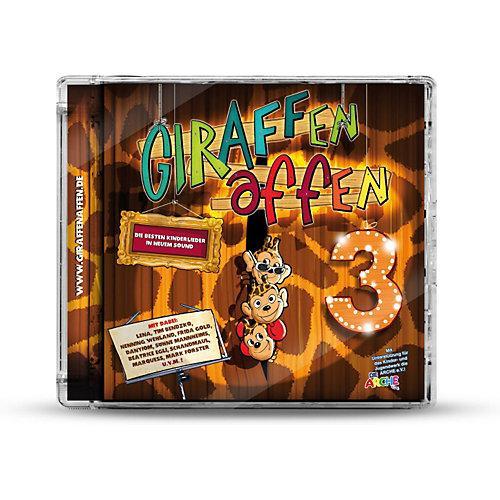 CD Giraffenaffen 3 Hörbuch