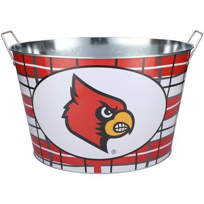 Louisville Cardinals Team Ice Bucket