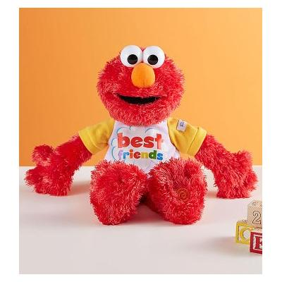 Gund Animated Best Friend Elmo and Counting Book Gund® Animated Best Friend Elmo by 1-800 Flowers