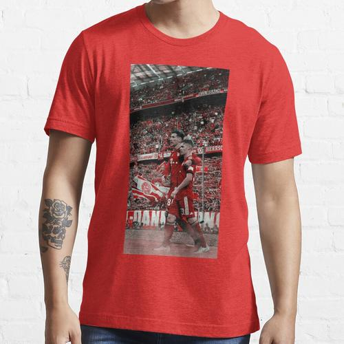 Leon Goretzka und Joshua Kimmich Art Essential T-Shirt