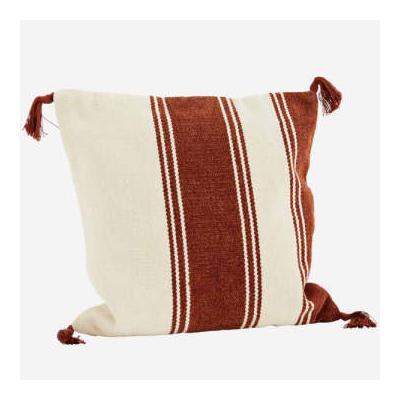Madam Stoltz - Chenille Cushion ...