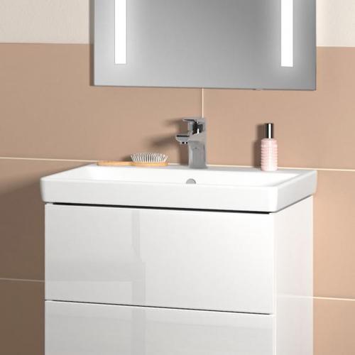 Villeroy & Boch Avento Waschtisch B: 60 T: 47 cm weiß, mit Überlauf 41586001