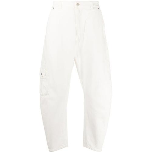 Tom Wood Jeans mit aufgesetzter Tasche
