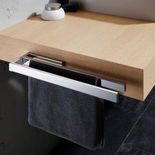 Avenarius Handtuchhalter für Badmöbel, zweiarmig T: 330 mm 9001426010