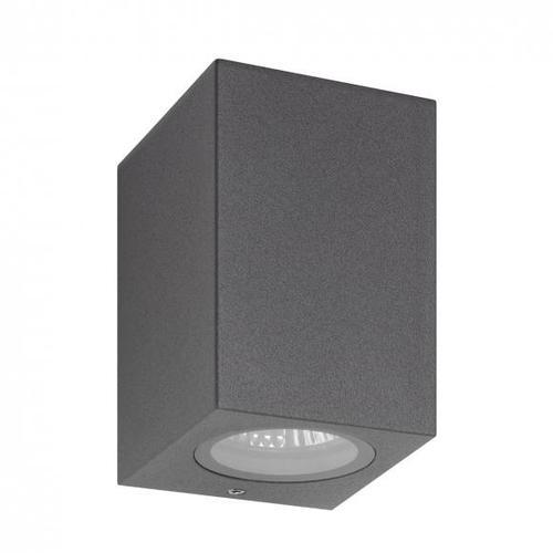 LCD 5052 Wandleuchte B: 7 H: 10 T: 8 cm, graphit 5052, EEK: A++