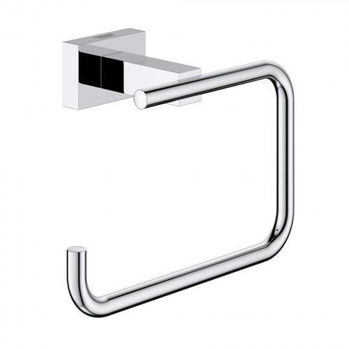 Grohe Essentials Cube WC-Papierhalter B: 138 H: 98 T: 60 mm chrom 40507001