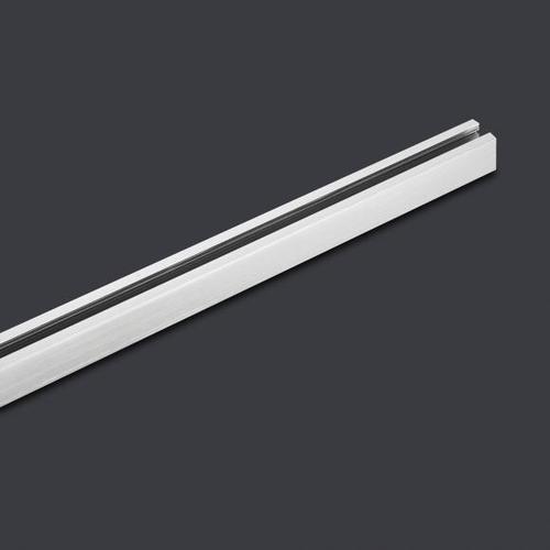 FISCHER & HONSEL Stromschiene für HV-Track 4 Systeme B:100 cm, nickel matt 24630