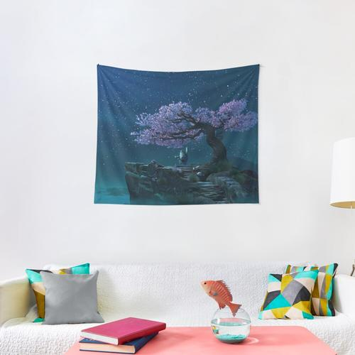 Master Oogway Wall Tapestry