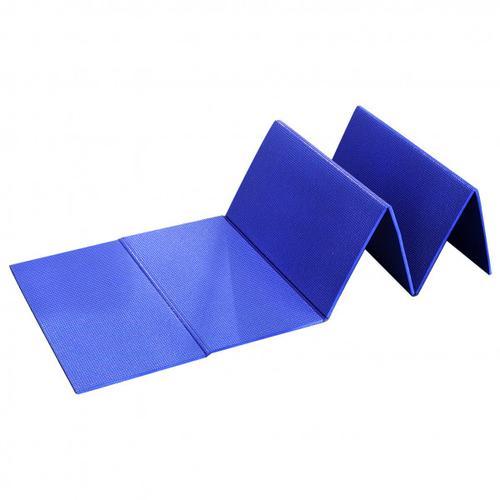 Basic Nature - Isomatte Faltbar - Isomatte Gr 180 x 50 x 0,8 cm Blau/Lila
