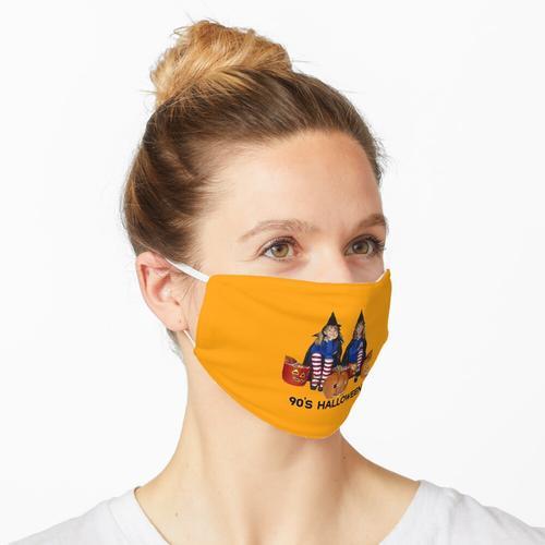 doppelte doppelte Arbeit und Ärger Maske
