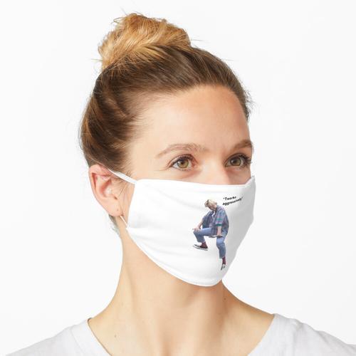 Yunho Twerking Maske