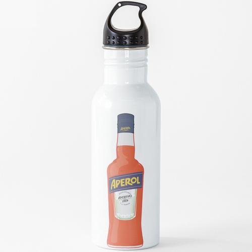 Flasche Aperol Wasserflasche