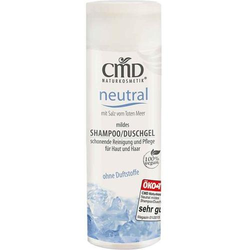 CMD Naturkosmetik Neutral Shampoo/Duschgel 200 ml
