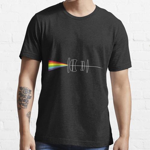 Die Aufgabe eines Objektivs ist es, das Gegenteil zu tun. Essential T-Shirt