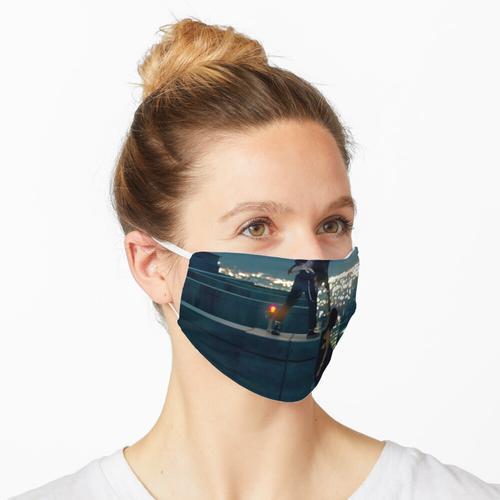 romantisches Lamar Maske