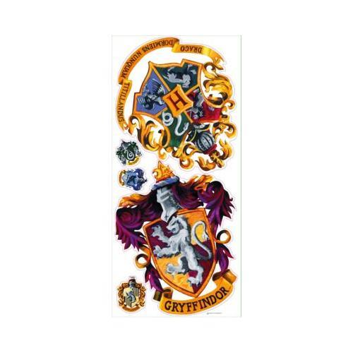 Wandsticker, Harry Potter Crest