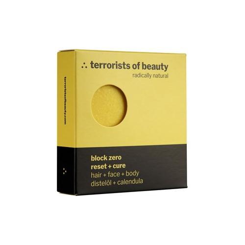Terrorists of Beauty Pflege Seifen Block Reset + Cure 100 g