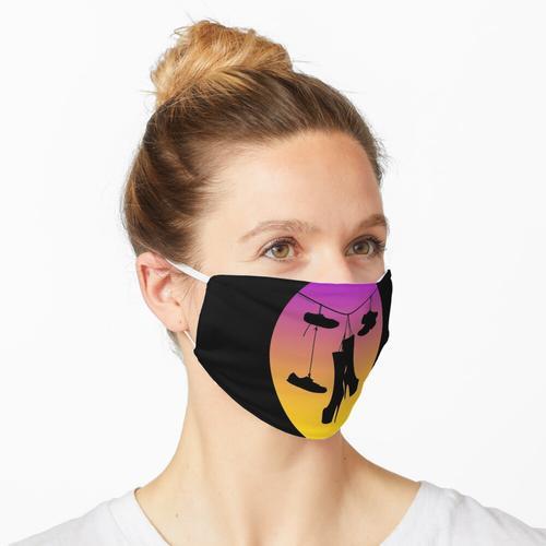 Platform werfen Maske