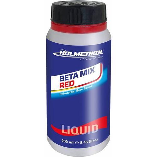 HOLMENKOHL Skiwachs Betamix Red liquid 250 ml, Größe - in -