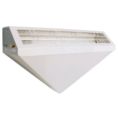 Gardner WS-95 WHT Wall Mount Decorate Insect Light Trap w/ Glueboard - 1800 sq ft Range, White