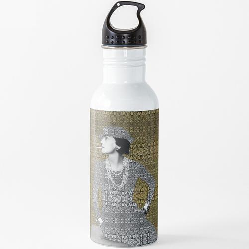 Coco Chanel Wasserflasche
