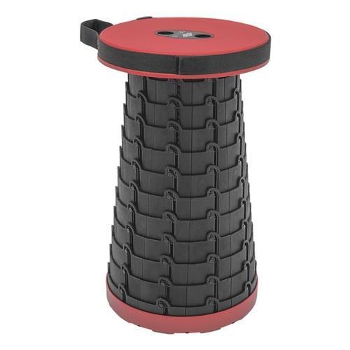 Teleskop-Hocker »SITTOGO®« zum Mitnehmen rot, Wedo