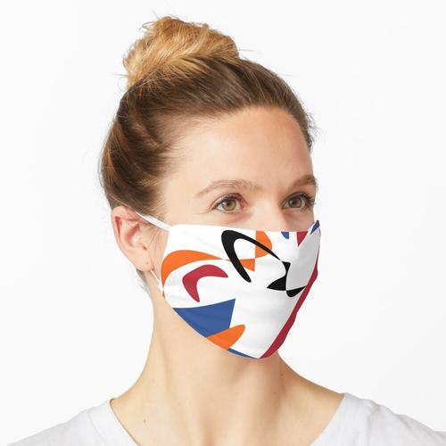 Chromatisch Maske