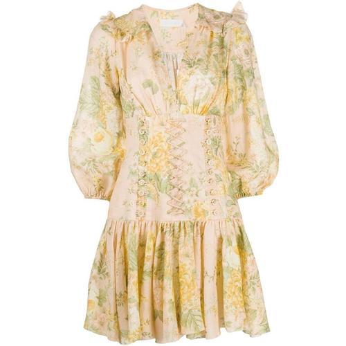 Zimmermann 'Amelie' Kleid