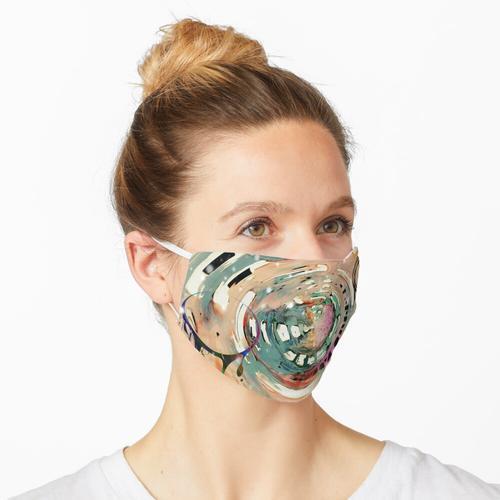 Kreise kreisen Maske