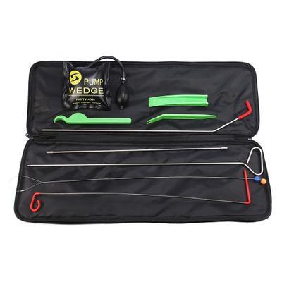 Car Lockout Tool Kit - 9 Pieces - Universal