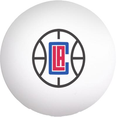 """""""WinCraft LA Clippers 6-Pack Ping Pong Balls"""""""