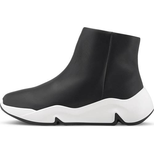 Ecco, Sneaker-Boots Chunky in schwarz, Boots für Damen Gr. 41