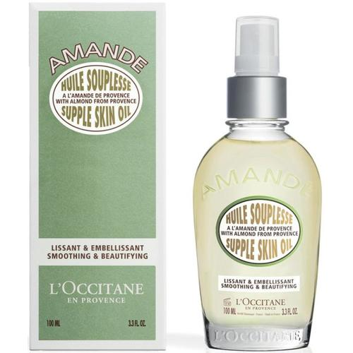 L'Occitane Mandel Straffendes Körperöl 100 ml