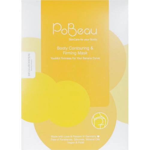 PoBeau Booty Contouring & Firming Mask 12 ml Körpermaske