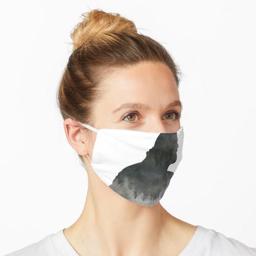 Rollo - Wikinger Maske