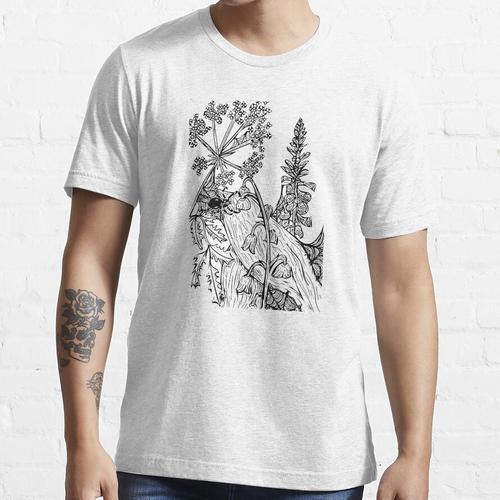 Giftige Pflanzen Essential T-Shirt