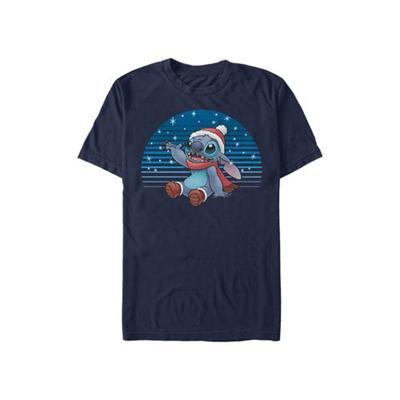 Disney Navy Lilo & Stitch Graphic T-Shirt