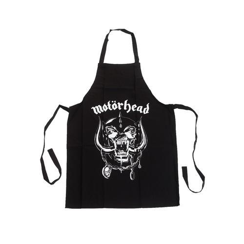 Motörhead - Motorhead Apron Silver - Diverses