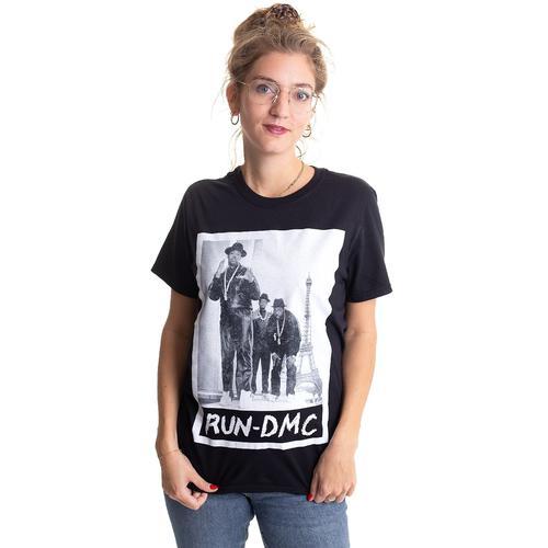 Run DMC - Paris Photo - - T-Shirts