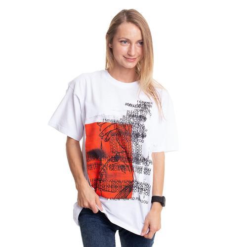Billie Eilish - Please You White - - T-Shirts
