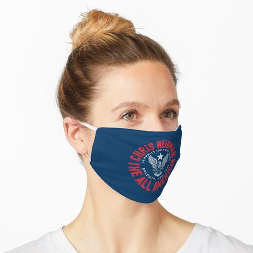 Chris The All American Weidman Maske