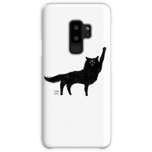 Canis Lupus - Aufkleber Samsung Galaxy S9 Plus Case