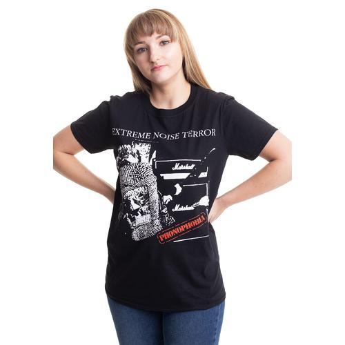 Extreme Noise Terror - Phonophobia - - T-Shirts
