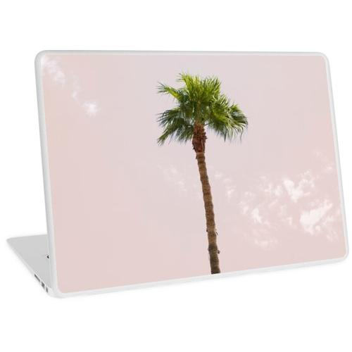 Isolierte Palme Laptop Skin