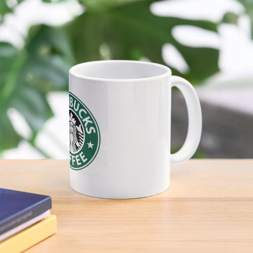 Starbucks-Logo Tasse