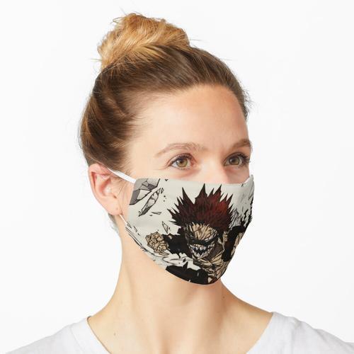 Red Riot Unbreakable Maske