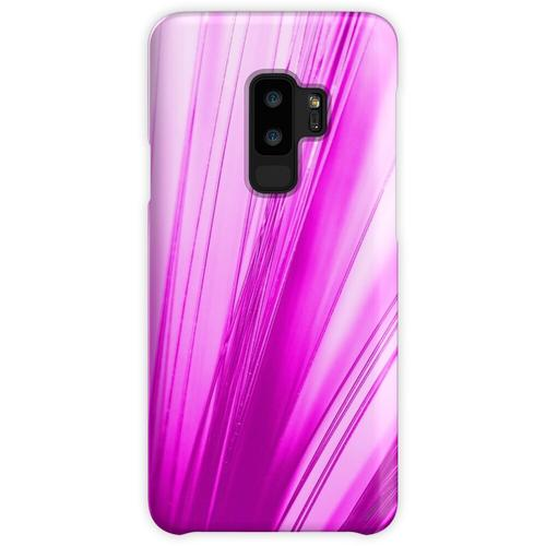 rosa Glasfaser Samsung Galaxy S9 Plus Case