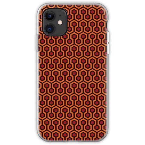 Übersehen Sie Teppichboden Flexible Hülle für iPhone 11